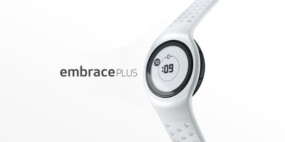 The EmbracePlus has received the CE mark for its ability to collect quality physiological data from the wrist, through its PPG, EDA, Accelerometer, Gyroscope and Digital Temperature sensors