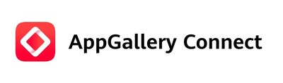 Nuevo logotipo de AppGallery Connect. (PRNewsfoto/Huawei consumer business group)