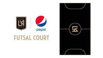 Como comercializador responsable, PepsiCo Bebidas Norteamérica no venderá ni comercializará en la cancha de 32nd Street / USC Performing Arts Magnet. (PRNewsfoto/PepsiCo)