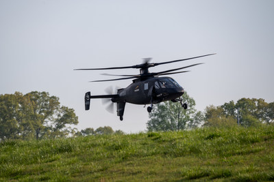 Sikorsky has been flying and testing X2 Technology for more than a decade, accumulating nearly 500 hours on its X2 Technology test beds and aircraft including the X2 Technology Demonstrator, RAIDER and DEFIANT. Photo courtesy Sikorsky, a Lockheed Martin Company.