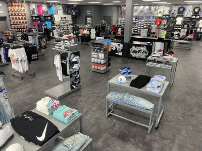 Newest Hibbett Sports now open in Houston. photo credit: Hibbett Sports