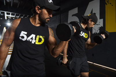 The new 54D ON + Upper Body Add-On and 54D ON + Lower Body Add-On give graduates the opportunity to continue to challenge themselves.