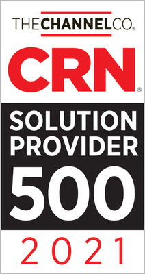 C Spire Business has been named a leading solution provider and information technology (IT) channel partner in North America for 2021 by CRN, a brand of the Channel Company and a top technology news and information source for solution providers, IT channel partners and value-added resellers (VARS)