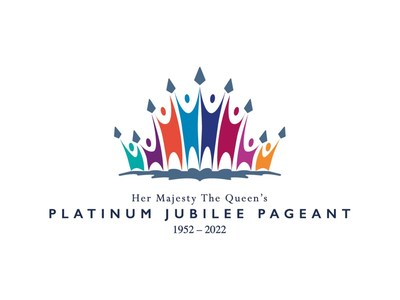 The Platinum Jubilee Pageant Logo