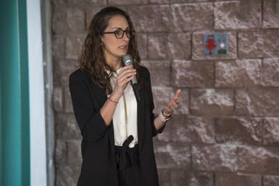 Edurne Balmori, Directora General de Metco® expone sobre los beneficios de la diversidad e inclusión LGBT (PRNewsfoto/Metco)