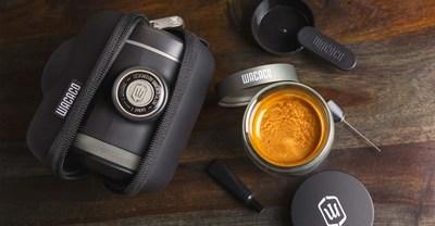 The Picopresso is the next level of portable espresso machines.
