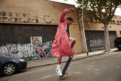 To launch Zalando's expansion, local talent celebrate its arrival in Europe by taking fashion to the streets with spectacular activations that pay tribute to local culture and the joy of self-expression. #MyCityMyStyle